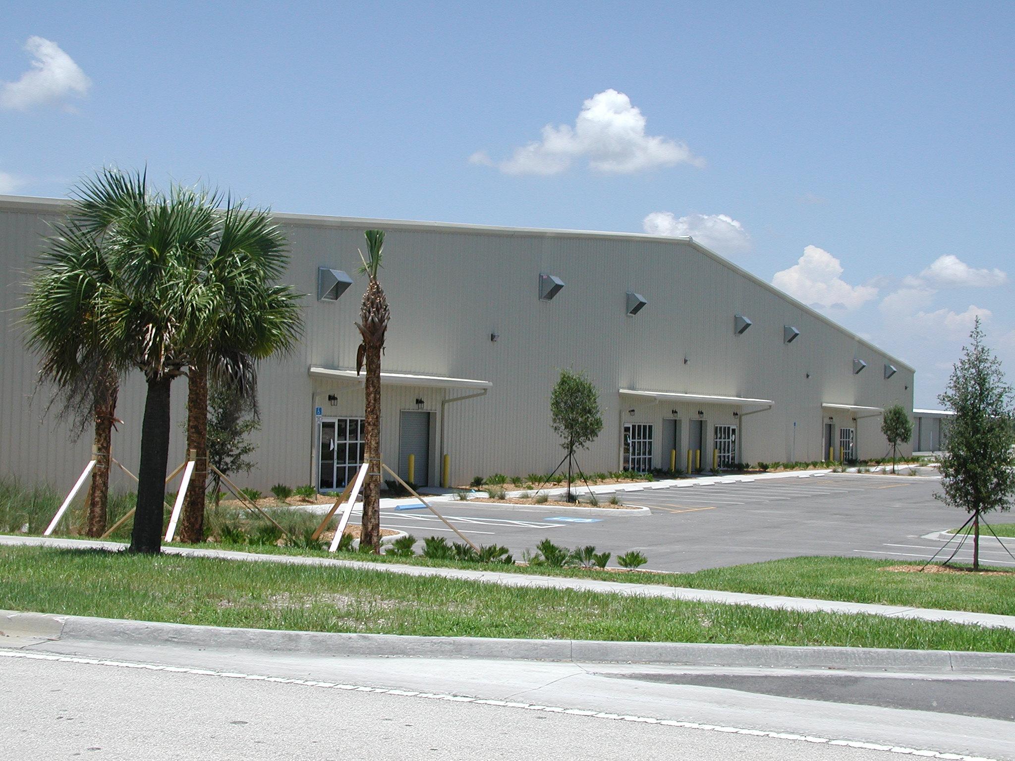 Sebring Airport Commercial Hangars